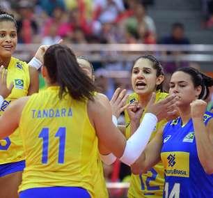 Grand Prix: Seleção feminina vence Itália e ganha 12º título
