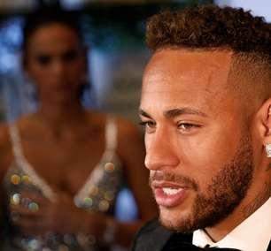 """""""Eu rio"""", diz presidente do PSG sobre Neymar no Real Madrid"""