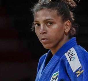 Rafaela Silva não consegue mudar pena e está fora de Tóquio