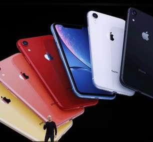 iPhone 11: Apple lança 3 novos celulares por até US$ 1.100