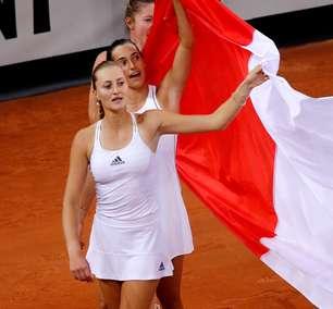 França derrota Austrália e conquista a Fed Cup pela 3ª vez