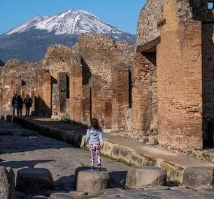 Turista anônimo devolve peça furtada em Pompeia há 50 anos