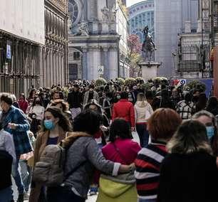 Itália tem menor número de mortes por covid desde 7 de março