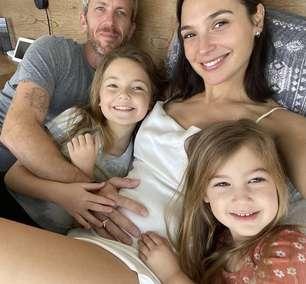 Gal Gadot revela que espera terceira filha