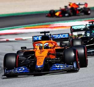 Ricciardo está feliz com o 6º lugar no GP da Espanha de F1