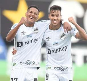 Santos vence o São Bento e segue na 1ª divisão do Paulista