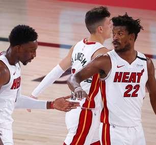 Miami Heat: defesa forte, ataque emperrado e temporada inconstante
