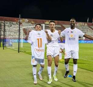 Ex-Fluminense, Leandro Spadacio salva time do rebaixamento na Ásia e cita inspiração em Messi e Robben