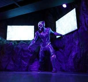 Madame Tussauds de Londres estreia estátua de Pantera Negra