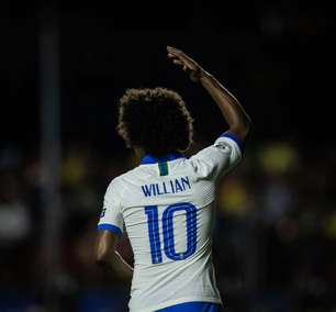 Fora da lista do Tite, Willian revela ao L!: 'Copa do Mundo é objetivo'