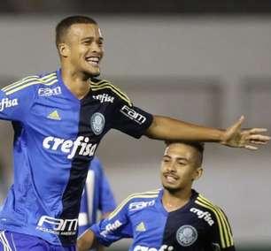 'Gabigol do Palmeiras' prorroga contrato até o final de 2022