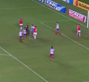 SÉRIE A: Gol de Bahia 0 x 1 Internacional