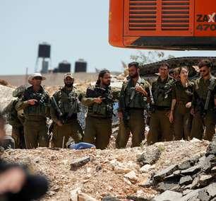 Israel desafia trégua e ataca localizações do Hamas