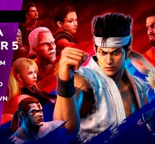 Confira um pouco do gameplay de Virtua Fighter 5 Ultimate Showdown