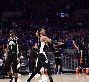 Clippers consegue virada épica, elimina Jazz e chega à final do Oeste