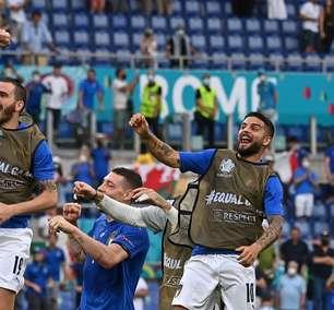 Itália vence País de Gales e se classifica em 1º na Eurocopa