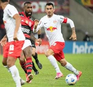 Maldonado exalta a entrega do Bragantino contra o Fla