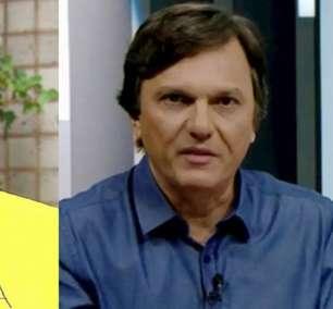 Joel Santana ataca Mauro Cezar após críticas: 'Sabe p.... nenhuma'