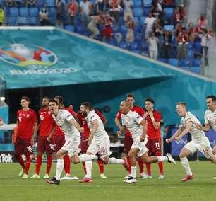 Espanha bate Suíça nos pênaltis e está na semifinal da Euro