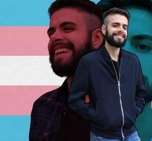 Trans, ator Bernardo de Assis dá beijo histórico na Globo