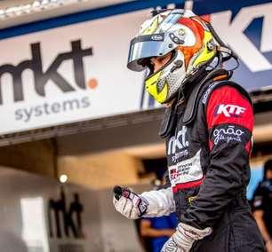 Stock Light: Pedro Ferro larga na pole da corrida 2 após pódio entre os rookies em Curitiba