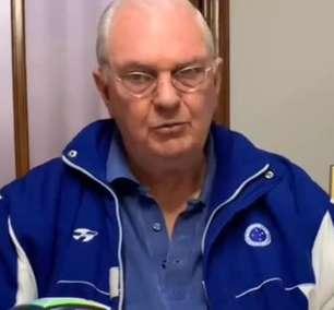 Gilvan diz que não enriqueceu no Cruzeiro como os Perrellas (Zezé e Alvimar)