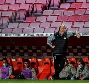 Spartak Moscou x Benfica: veja as prováveis escalações