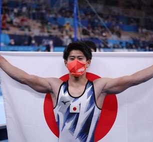 Japão bate seu recorde de ouros e iguala pódios da Rio-2016