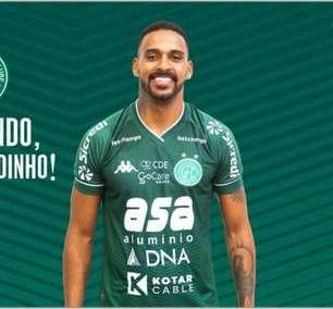 Júnior Todinho tem oficializado o seu retorno ao Guarani