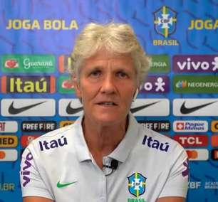 SELEÇÃO FEMININA: Pia fala sobre adaptação de novatas na Seleção
