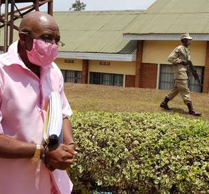 'Herói de Hotel Ruanda' é condenado por terrorismo
