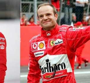 Filho rebate piloto da Ferrari que minimizou Barrichello