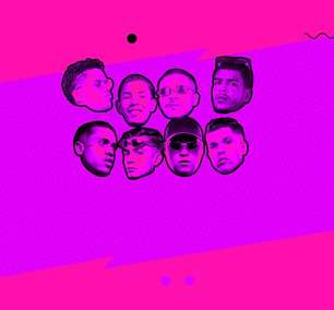"MC Kevin, Davi, Hariel, Don Juan, Kapela e mais na faixa ""Set dos Casados"". Ouça"