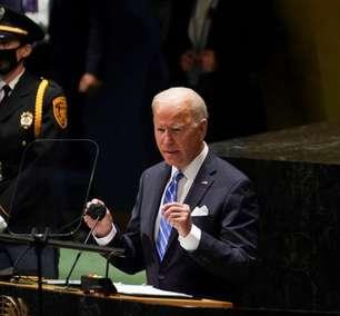 Biden cita ajuda em mudanças climáticas em países emergentes
