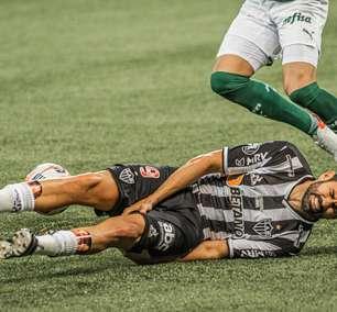 Atlético-MG não descarta ter Diego Costa contra o Palmeiras