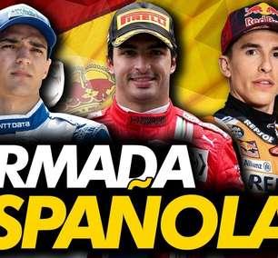GP às 10: Sainz, Alonso, Márquez, Palou: armada espanhola brilha em F1, MotoGP e Indy