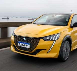 Peugeot e-208 GT estreia no Brasil por R$ 244.990