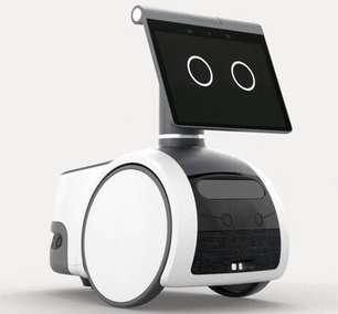 Robô da Amazon tem Alexa e parece saído dos Jetsons