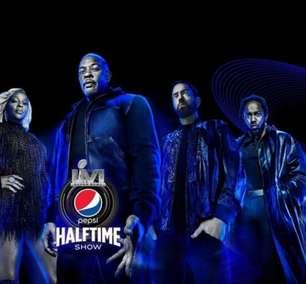 Astros do hip hop farão o show do intervalo do Super Bowl