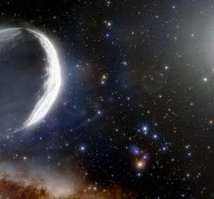 Maior cometa já descoberto está viajando na direção da Terra