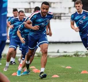 Zagueiro do Santa Cruz projeta início da pré-Copa do Nordeste e quer virar a chave: 'Almejar o sucesso'