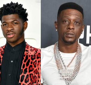Lil Nas X sofre ataques homofóbicos de rapper Boosie Badazz