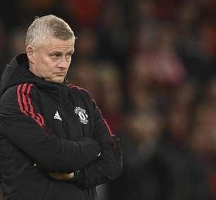 Após goleada e pressão, Manchester United decide pela continuidade de Solskjaer como treinador