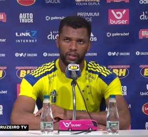 """CRUZEIRO: Thiago espera dedicação igual aos últimos jogos para partida contra o Remo: """"Temos um padrão e isso é importante"""""""