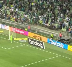 SÉRIE A: Gols de Palmeiras 2 x 1 Sport