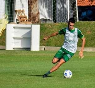 Lucas Kal espera jogo intenso e dificuldades contra o Fortaleza, mas confia em triunfo do América-MG