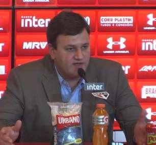Walter? Diretor do São Paulo afirma que não procurou o Corinthians pelo goleiro
