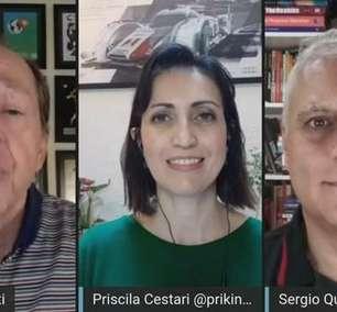 """Análise do GP: Mercedes deu """"nó tático"""" na Red Bull"""