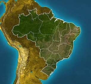 Previsão Brasil - Possibilidade de geada nas serras gaúcha e catarinense