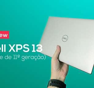 Análise do Dell XPS 13 (Core de 11ª geração)